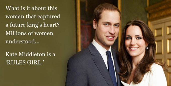 the rules_kate middleton
