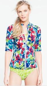 bikini shopping_aqua sport suit