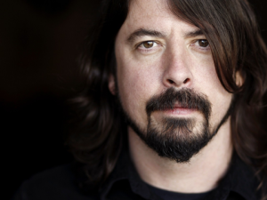 When women think of Dave Grohl, they think of his hair, not his musical talent.