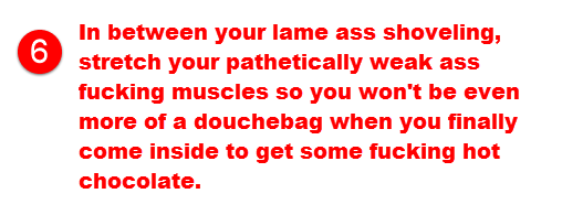 advicewithswearwords1_how to shovel your driveway_step6